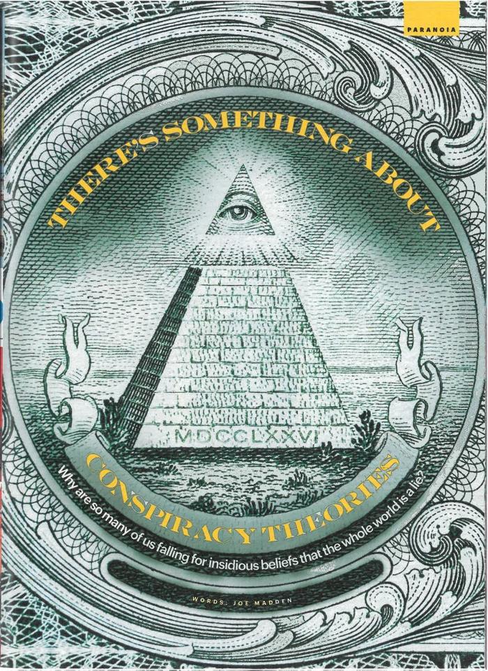 Conspiracy Theories ShortList